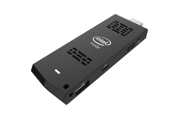 Intel Compute stick is an excellent low-end Digital Signage Player
