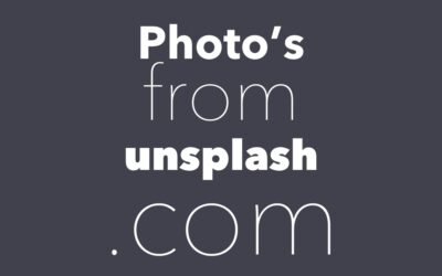 Use photos from unsplash.com