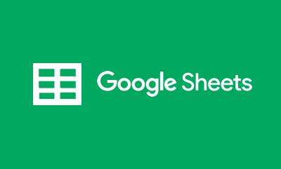 Google Sheets plugin