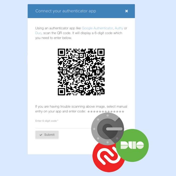 2FA for digital signage