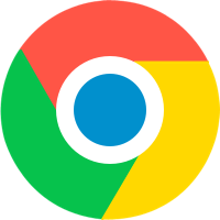 ChromeOS icon in color - Size 200x200