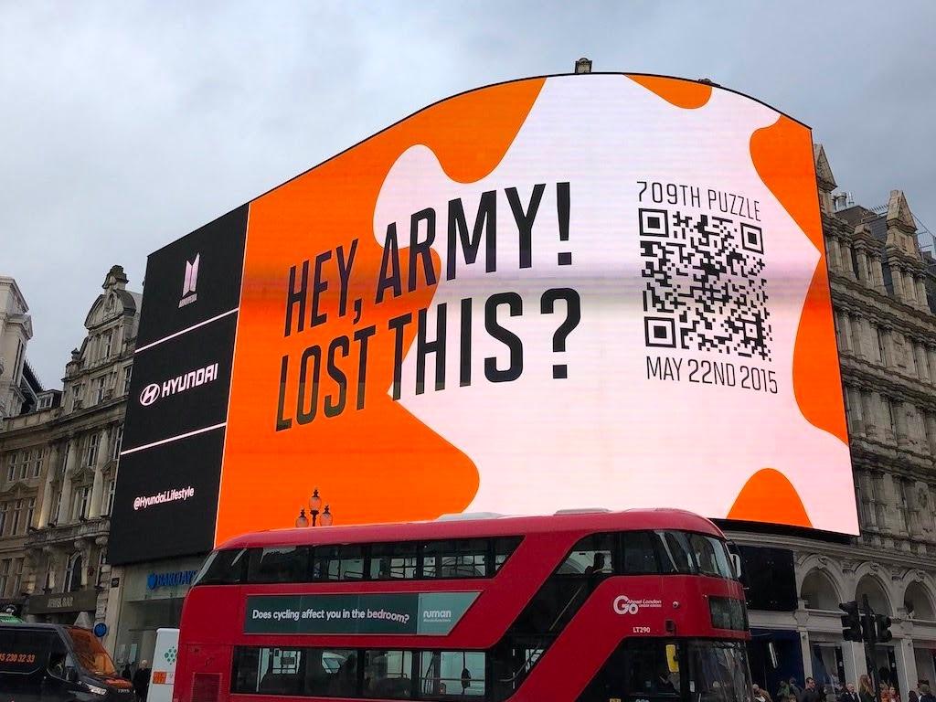 Digital Signage Billboard