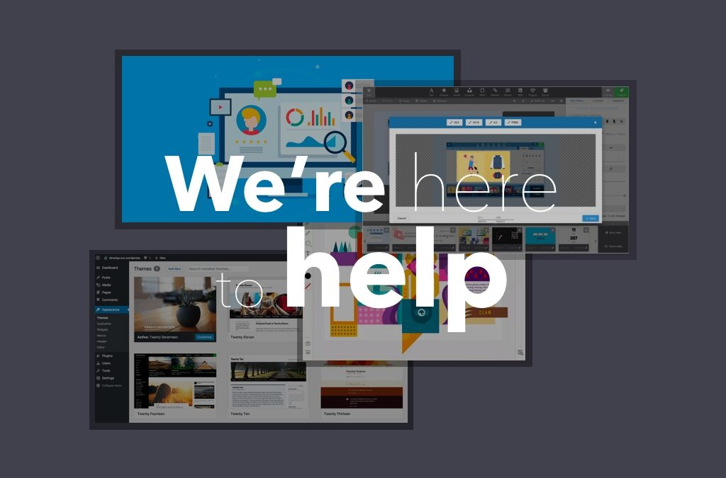 Content Management Systems: We're Here To Help