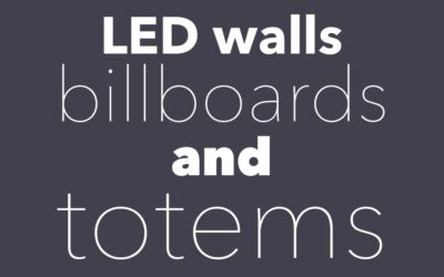LED Screen – We have what you need!