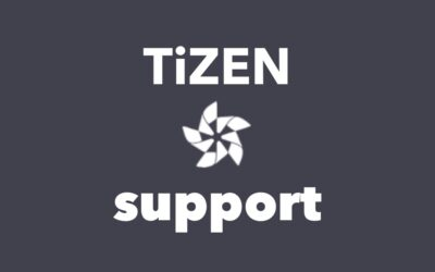 Samsung Tizen and Play Signage on your phone!