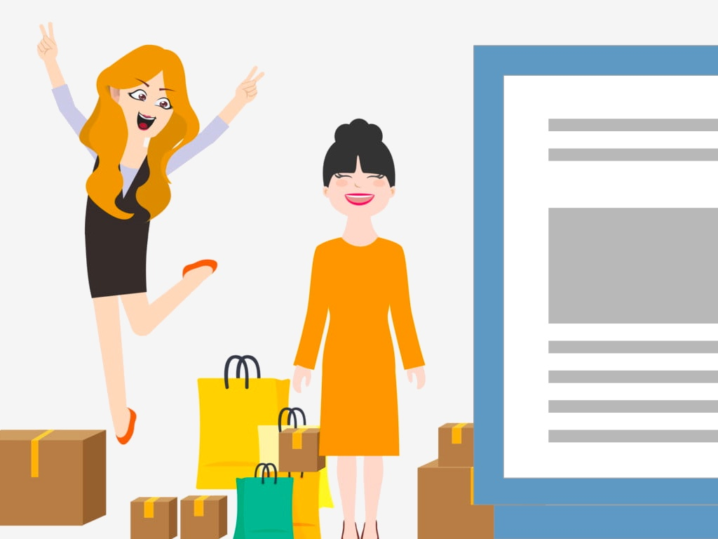 Digital Signage for Shopping Malls