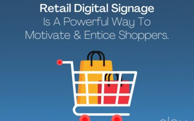 Retail Digital Signage To Motivate Shoppers